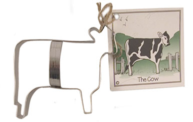 cow kids cookie cutter