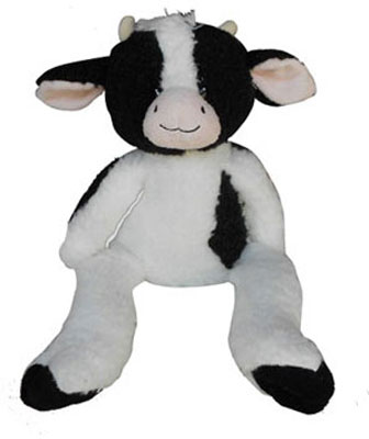 cow plush larger kids