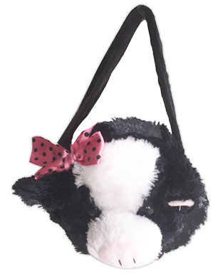 cow kids purse