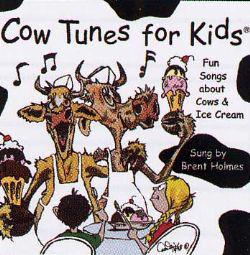 cow kids music