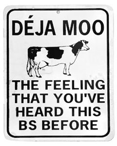 Cow Signs