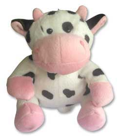 little holstein plush cow party favor></td> 								<td > 									<table border=