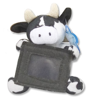 cow picture frame