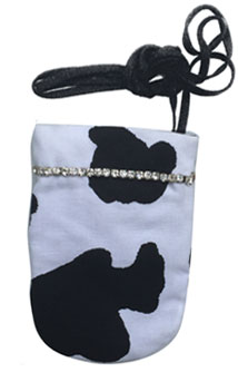 cow cell phone holder