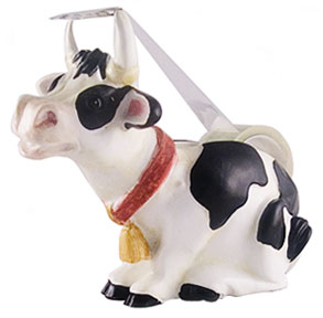 cow scotch tape dispenser