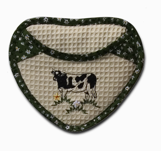 cow kitchen pot holder