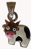 cow necklace