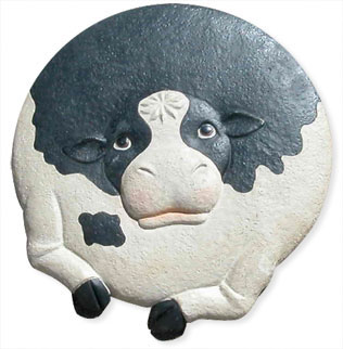 cow stepping stone