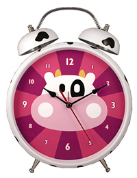 cow alarm clock